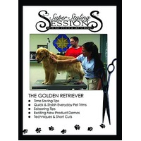 Super Styling Sessions DVD Golden retriever