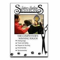 Super Styling Sessions Competition Grooming DVD