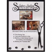 Super Styling SessionsDeshedding & Dematting DVD
