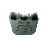 Shear Magic 4F Wide (9.6mm) Professional A5 Style Blades