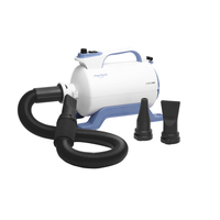 Shernbao Cyclone Blue SHD1800 Dog Grooming Dryer