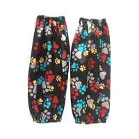 Ladybird Bathing Protector Sleeves Paw Print
