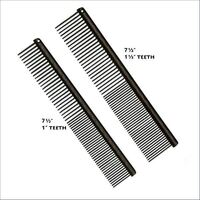 Etch Back Anti-Static 7.5in Long 1-1/2 Tooth Comb