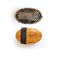 BASS A2 Wild Boar Bristle Palm Brush