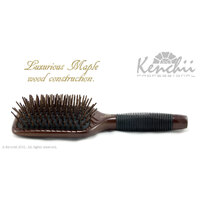 Kenchii Large WOOD Pin Brush