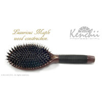 Kenchii Boar and Nylon LARGE Brush