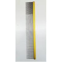 Mavis XL Yellow Finishing Comb