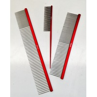 MAVIS Comb Set Red
