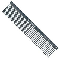Show Tech Anti Static Greyhound Bronze Comb 19cm