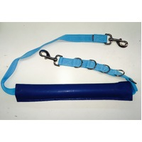 Colin Taylor BLUE Belly Band Strap