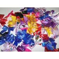 Groomers Bows Glitz Bows 50 pack