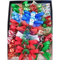 Xmas Ultimate Bows - Pack 30