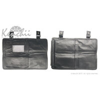 Kenchii KEL4 Leather Scissor Case Roll