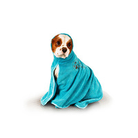 Show Tech Dry Dude Towel Turquoise