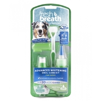 Tropicleans Fresh Breath Advanced Whitening Oral Care Kit
