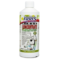Fidos 500ml Flea Rinse Concentrate