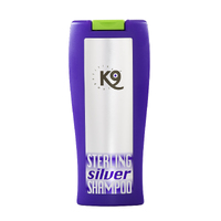 K9 Competition Sterling Silver Shampoo 300ml