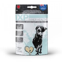 XP Inner Health Charcoal Infused Treats 200g