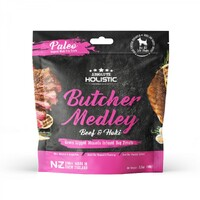 Absolute Holistic Treats 100g Butcher Medley Beef & Hoki