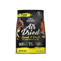 Absolute Holistic 1kg Lamb & Duck Air Dried Dog Food