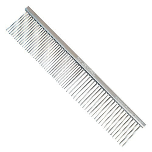 Show Tech Greyhound Bronze Comb 19cm