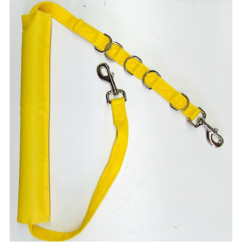 Colin Taylor YELLOW Big Dog Belly Band Strap