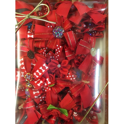 SHADES Bow Pack 50 Red