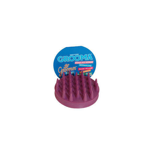 Grooma Brush Lil Grooma Curry Comb