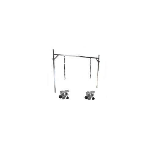 Grooming Table Restraint Overhead Frame & clamps