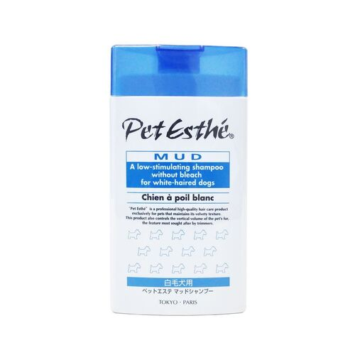 Pet Esthe Mild Amino Acid Series MUD White Hair Shampoo