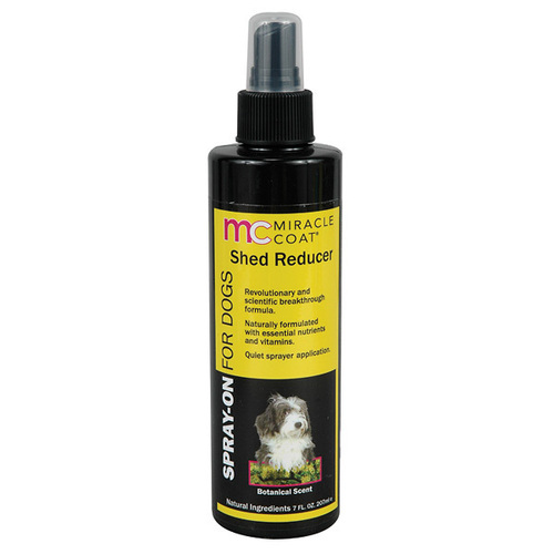Miracle Coat Spray-On Shed Reducer 7oz