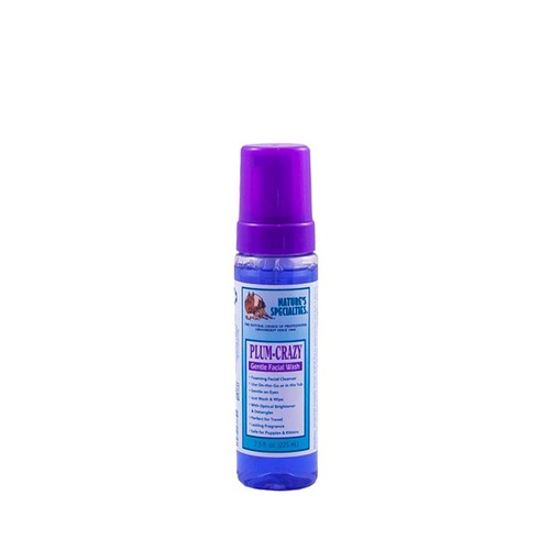 Natures Specialties Plum Crazy Foaming Wash